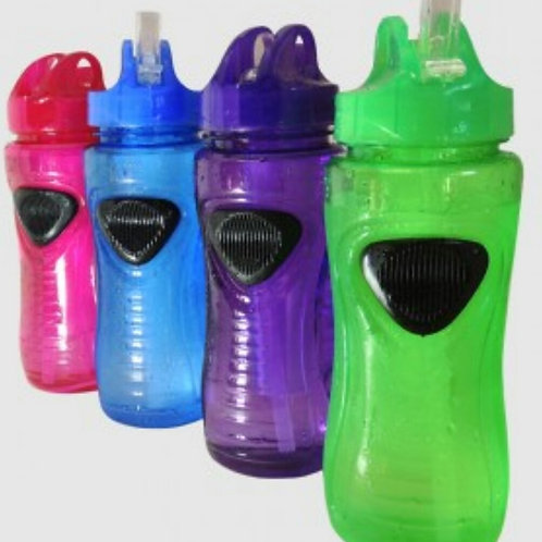 Botella de plástico con refrigerante 500 ml