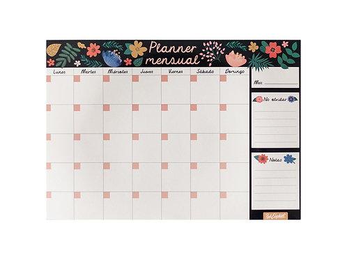 Imán organizador «planner» mensual magnético
