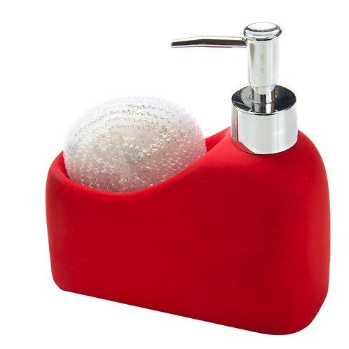 Dispenser Organizador de detergente y jabón liquido