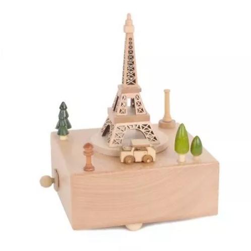 Caja musical de madera - Varios Modelos