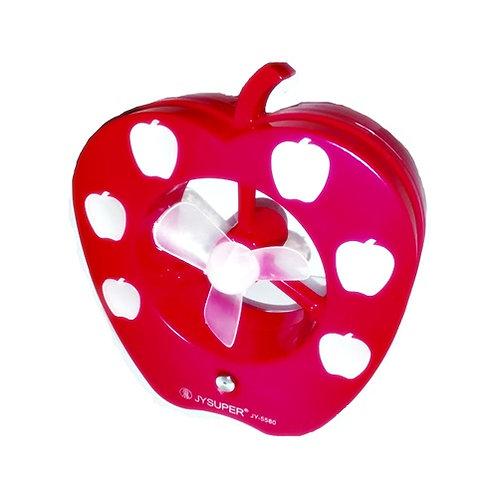 Ventilador de escritorio luminoso manzana