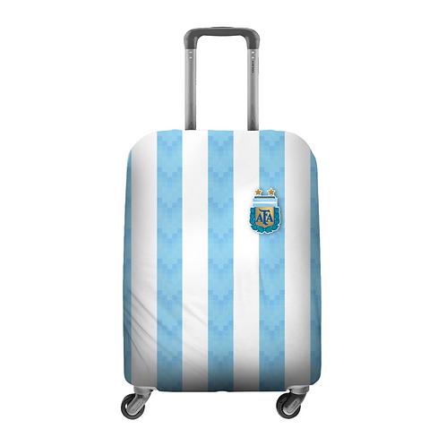 """Fundas para Valija Cubritas extensibles """"Argentina"""" Licencia Oficial AF"""