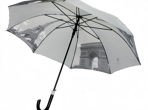 Paraguas largo ciudades mundiales