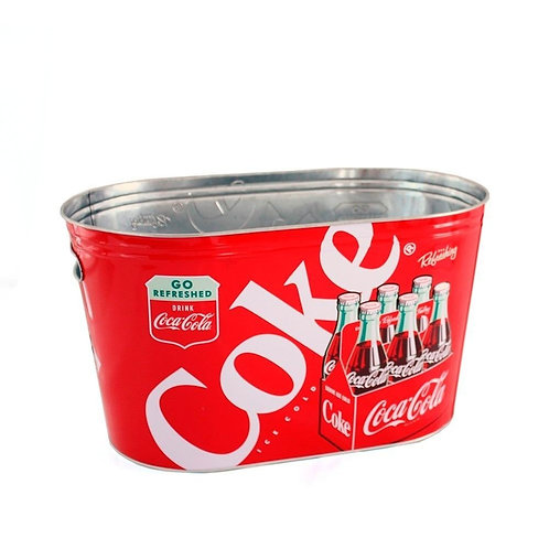 Frapera Coca-Cola Ovalada