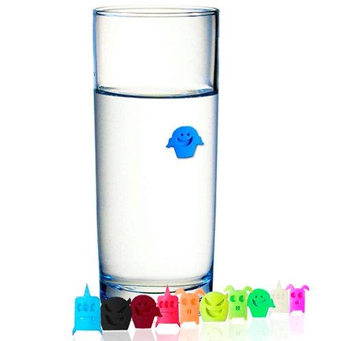 Identificador de vasos y copas