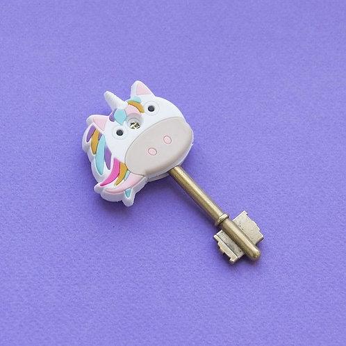 """Identificador de llave """"Unicornio"""""""