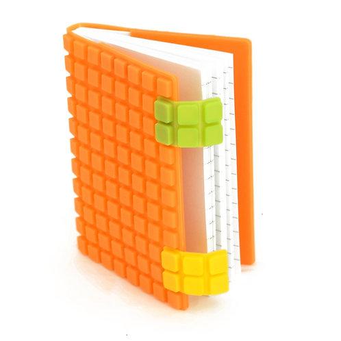Libreta anotador cuaderno lego mini hojas rayadas