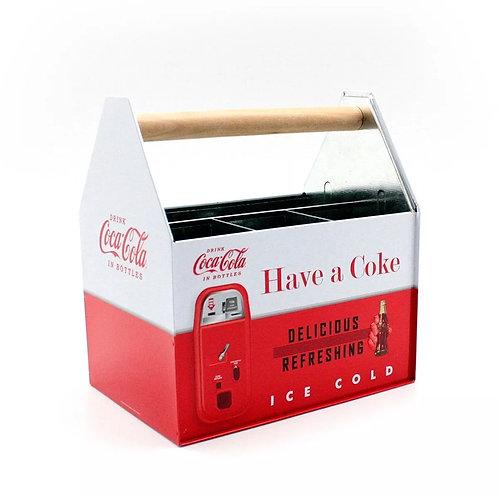Portacubiertos Coca-Cola