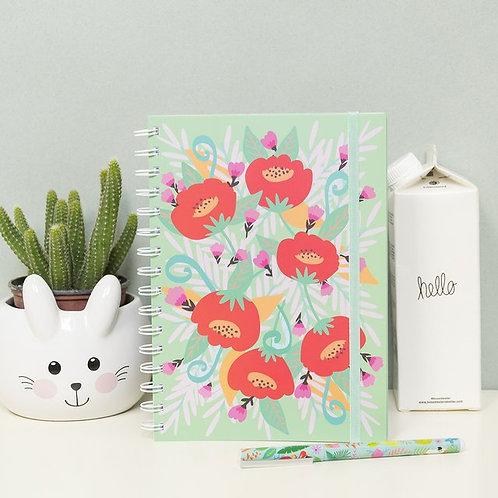 """Cuaderno """"Tulipanes"""""""