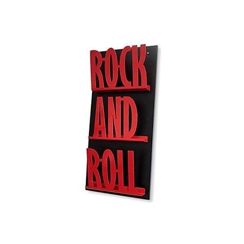 Revistero «rock and roll»