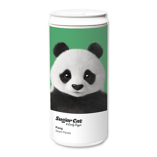 ECO Can 330ml_SugarCat CandyDoggie_Pang the Giant Panda