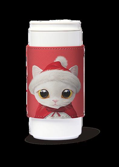 ECO Can Plus 330ml w/ sleeve_SugarCat CandyDoggie_Santa Miu