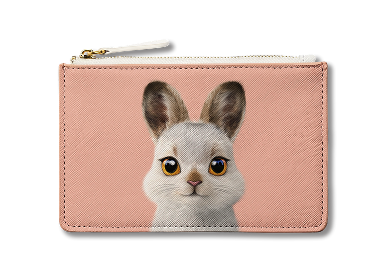 Small Pouch_SugarCat CandyDoggie_Bunny The Mountain Hare