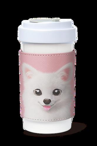 Cafe Plus 400ml_PU Mug Sleeve_Dubu