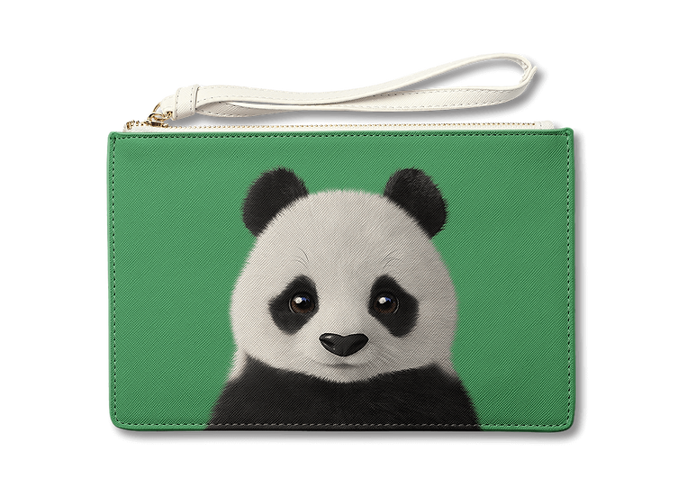Medium Pouch_SugarCat CandyDoggie_Pang the Giant Panda