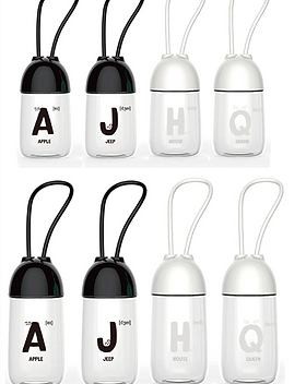 Borosilicate glass_Dome cap bottlel_G01_Eco Concepts
