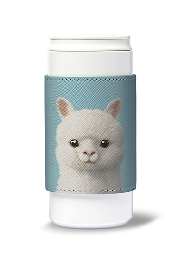 ECO Can Plus 330ml w/ sleeve_SugarCat CandyDoggie_Angsom The Alpaca