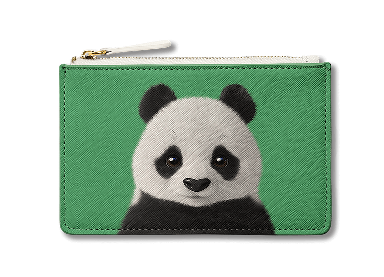 Small Pouch_SugarCat CandyDoggie_Pang the Giant Panda