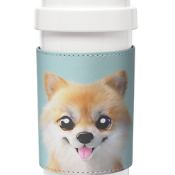 Cafe plus wz sleeve_Tan the Pomeranian.p