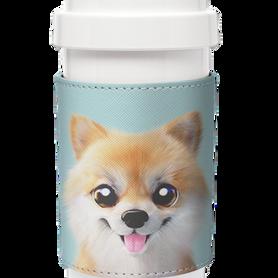 Cafe plus wz sleeve_Tan the Pomeranian.p
