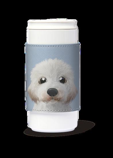 ECO Can Plus 330ml w/ sleeve_SugarCat CandyDoggie_Tayo the Doodle dog