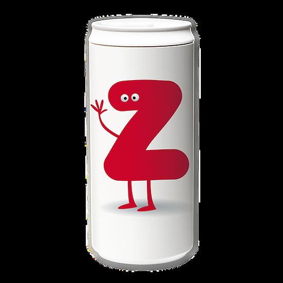 ECO Can 330ml_Funny Alphabet_Z
