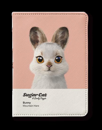Passport Holder_SugarCat CandyDoggie_Bunny The Mountain Hare