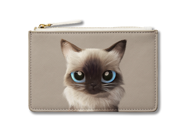Small Pouch_SugarCat CandyDoggie_Hongsi the Baliness cat