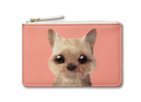 Small Pouch_SugarCat CandyDoggie_Omji the Yorkshire Terrier
