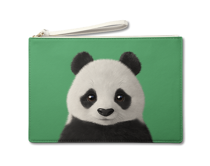 Large Pouch_SugarCat CandyDoggie_Pang the Giant Panda