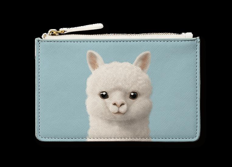 Small Pouch_SugarCat CandyDoggie_Angsom The Alpaca