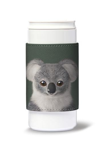 ECO Can Plus 330ml w/ sleeve_SugarCat CandyDoggie_Coco the Koala