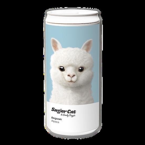 ECO Can 330ml_SugarCat CandyDoggie_Angsom The Alpaca