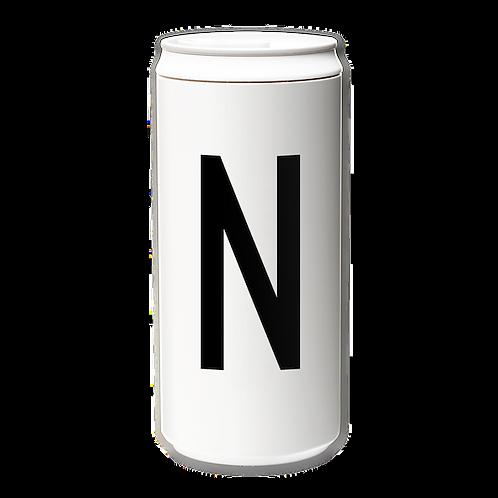 EcoCanPlus330ml_Letter N with Tyvek mug holder