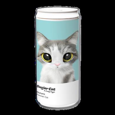 ECO Can 330ml_SugarCatCandyDoggie_Gurumi the Persian Cat