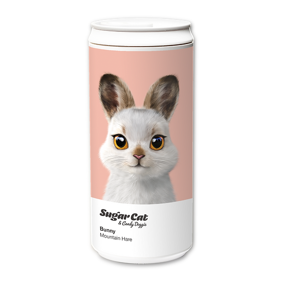 ECO Can 330ml_SugarCat CandyDoggie_Bunny The Mountain Hare