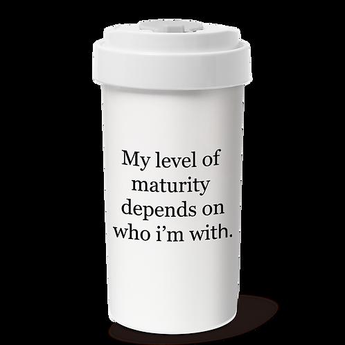 Cafe Plus 400ml_Maturity_w/ Tyvek mug holder
