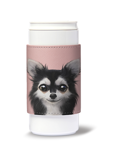 ECO Can Plus 330ml w/ sleeve_SugarCat CandyDoggie_Cola the Chihuahua