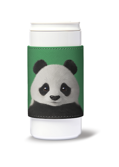 ECO Can Plus 330ml w/ sleeve_SugarCat CandyDoggie_Pang the Giant Panda