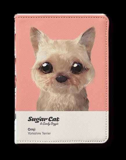 Passport Holder_SugarCat CandyDoggie_Omji the Yorkshire Terrier