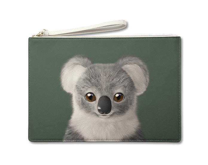 Large Pouch_SugarCat CandyDoggie_Coco the Koala