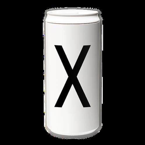 EcoCanPlus330ml_Letter X with Tyvek mug holder