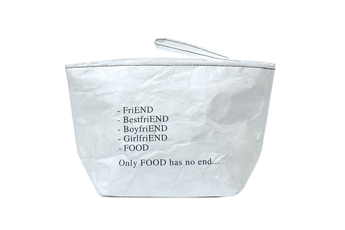 Insulated Lunch Bag with hand strap x 2 (Friends...)