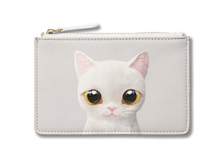 Small Pouch_SugarCat CandyDoggie_Miu the Scottish Straight