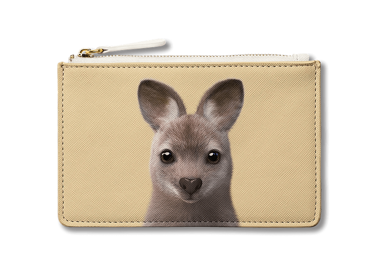 Small Pouch_SugarCat CandyDoggie_Wawa the Wallaby