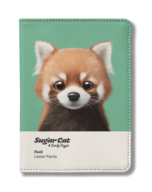 Passport holder_Radi the Lesser Panda.pn