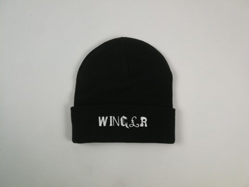 Winger Records Beanie (SOLD OUT)