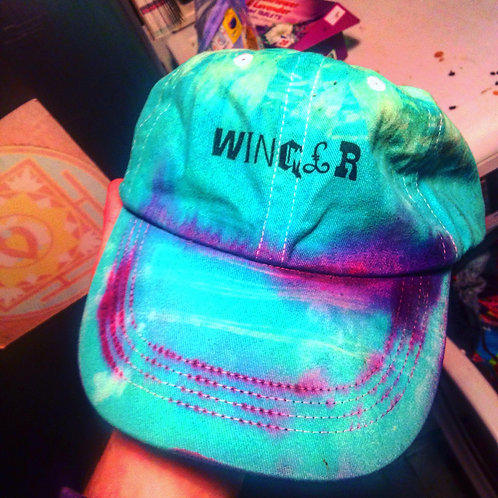 Winger Tie Dye Cap (SOLD OUT)