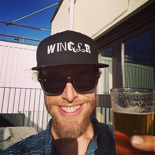 WING£R Snapback Hat (SOLD OUT)