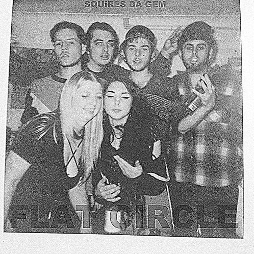 Squires Da Gem - Flat Circle EP (Digital)